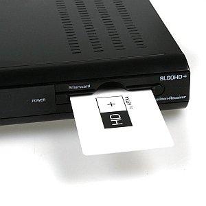 Comag SL 60 HD+ digitaler HDTV Sat Receiver